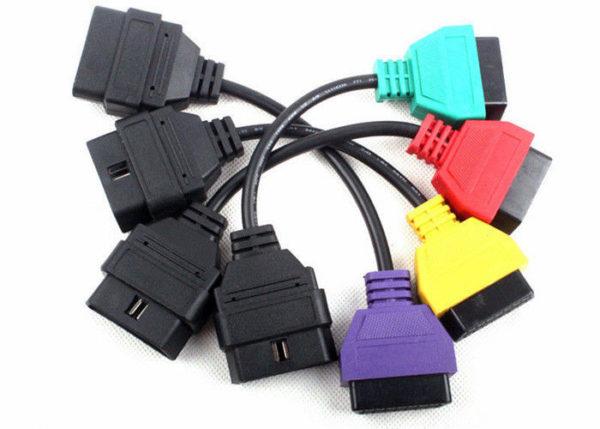pl6144547-fiatecuscan_multiecuscan_fiat_ecu_scan_adaptors_four_color_car_diagnosis_device_obd_diagnostic_cable_set