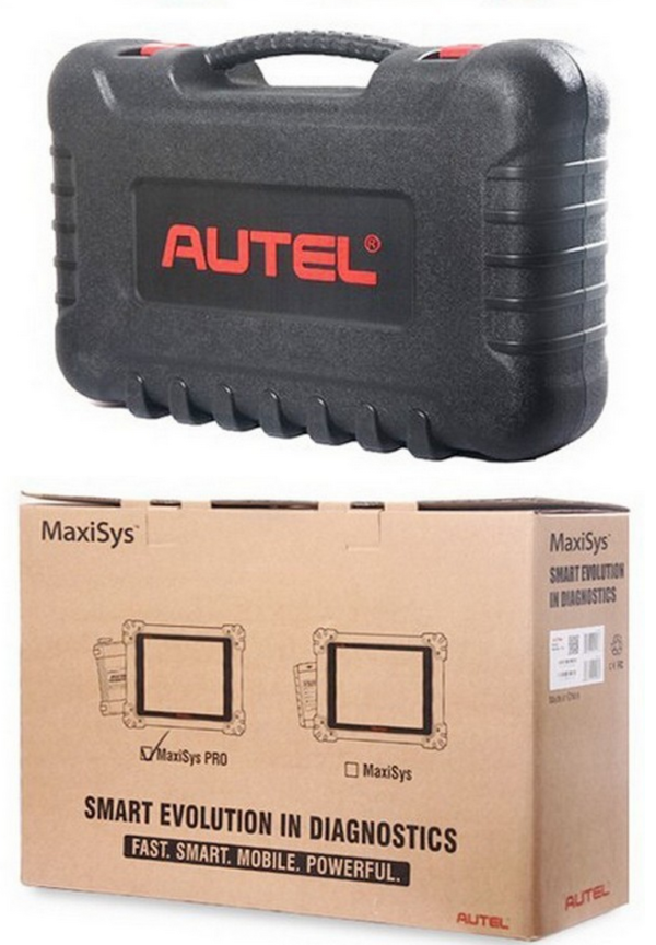 AUTEL MaxiSYS MS908 Pro6