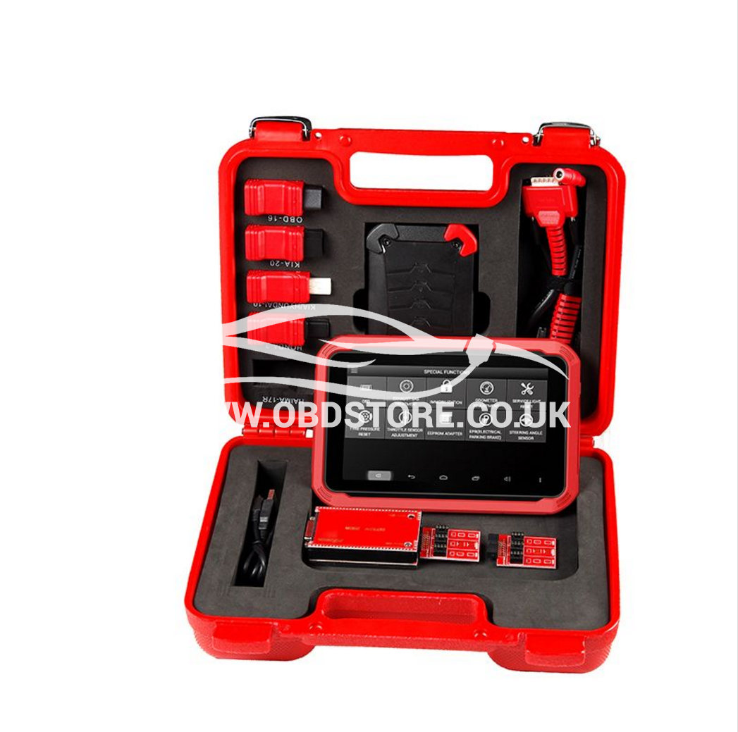 X-100 PAD Special Functions Expert Auto Key Programmer ...