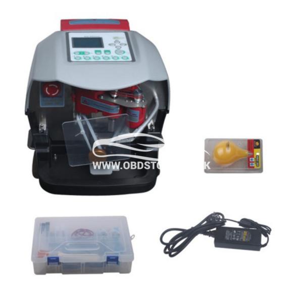 Auto key cutter kit
