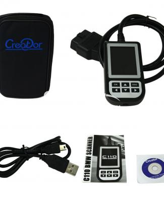 Creator C110 V4.0 BMW Code Reader