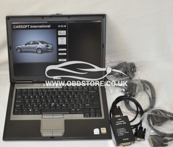 car diagnostic laptop bmw carsoft 6 5 inpa pro auto. Black Bedroom Furniture Sets. Home Design Ideas
