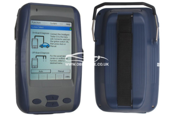 Toyota Intelligent Tester 2 Dealer level Diagnostics IT2