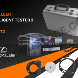 Toyota Intelligent Tester 2 Dealer level Diagnostics