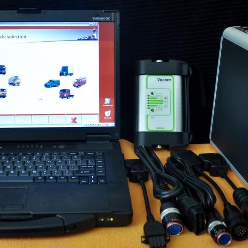HGV Renault Diagnostic Scanner 88890300 Vocom