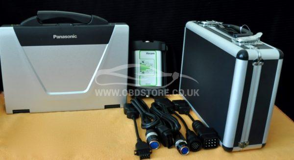 Diagnostic Scanner 88890300 Vocom For Renault Truck