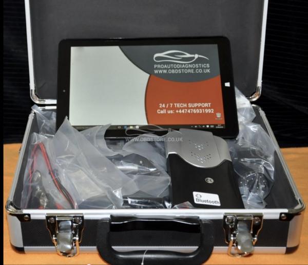 Car Diagnostic Tablet kit + cable set