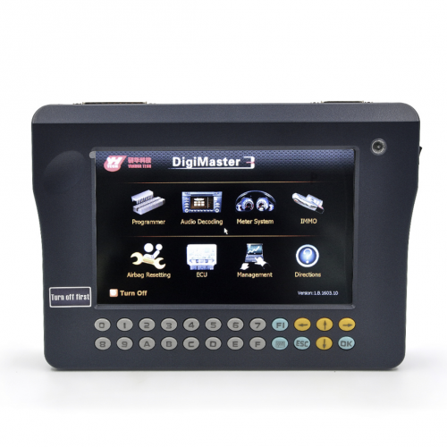 Digimaster 3 original Mileage correction tool