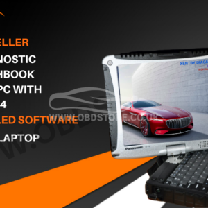 LAPTOP WITH XENTRY SOFTWARE