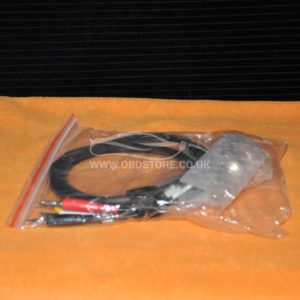4-Pin Diagnostic Cable for MB Star C3 Xentry DAS