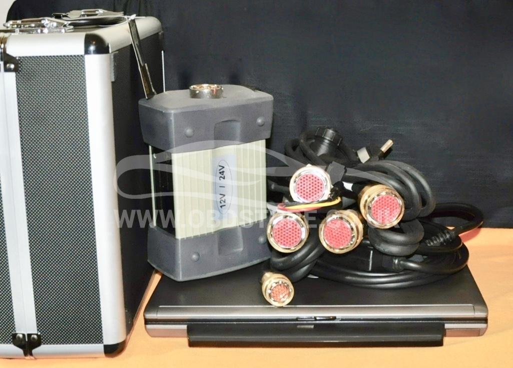 mb star c3 24v mercedes diagnostic tool laptop with full. Black Bedroom Furniture Sets. Home Design Ideas