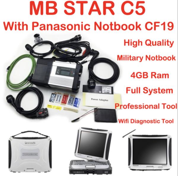 MB STAR C5