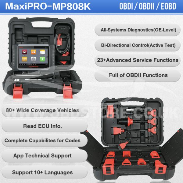 Autel maxipro DS808K